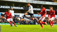 Roberto Soldado scored his first goal for nine games against Cardiff, the only goal of the game.