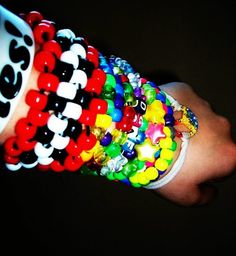 I know this pretty rave girl; i always think about herrr.<3 #Kandi