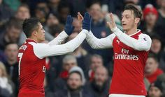 Arsenal player ratings against Tottenham: Midfield duo dominate Ozil and Sanchez impress   via Arsenal FC - Latest news gossip and videos http://ift.tt/2itep7M  Arsenal FC - Latest news gossip and videos IFTTT