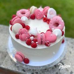 Cukroví Archiv - Strana 3 z 3 - Víkendové pečení Brownie Cupcakes, Cheesecake Brownies, Mini Cheesecakes, Raspberry, Fruit, Breakfast, Desserts, Cookies, Food