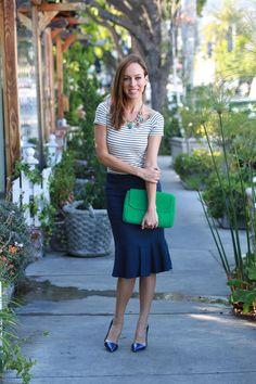 Sydne @Jill Lavallee Summer - Petite Style & Fashion Blogger