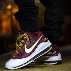 new arrivals ee7ee 3a69d Nike Air Max LeBron 7