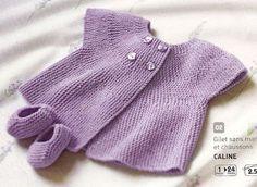 Really cute FREE knitting patterns for babies by Anita Whittingham Baby Knitting Patterns, Knitting For Kids, Baby Patterns, Free Knitting, Knitting Projects, Baby Sweater Knitting Pattern, Knit Or Crochet, Crochet For Kids, Pull Bebe