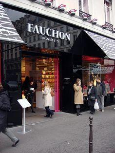 Fauchon (est. 1886), Place de la Madeleine, Paris, FR