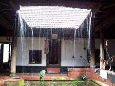 Kerala Homes, Indian Homes, Indian Interiors, Traditional House,
