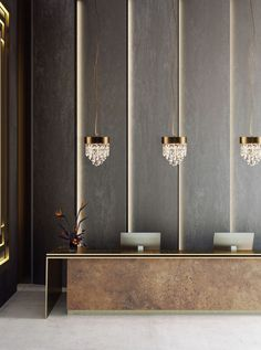 Recently, Brabbu revealed images of their newest project, a luxury hotel in Berlin where a bold selection of colors is complemented by high-end materials and plenty of texture. So say goodbye to minimalism for today.