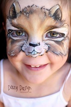 Face painting done right