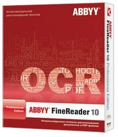 ABBYY FineReader, provides optical character recognition, document capture and language software for both PC and mobile devices. (http://en.wikipedia.org/wiki/Abbyy_FineReader)