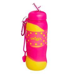 Image for Blended Silicone Roll Bottle from Smiggle UK Water bottles Pinterest Bottle ...