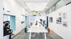 Beaver Workshop Office Space designed by MAT Office, Chaoyang, Beijing, China - 2016