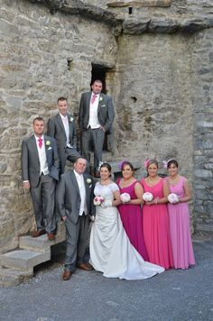 Valentine's Day Real Wedding at the Dromhall Hotel, Kerry