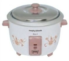 Morphy Richards Rice Plus Electric Cooker Electric Cooker, Rice Cooker, Kitchen Appliances, Diy Kitchen Appliances, Home Appliances, Kitchen Gadgets