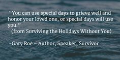 Practical planning can make a big difference in grief http://www.amazon.com/gp/product/1494377284/ref=as_li_tl?ie=UTF8&camp=211189&creative=373489&creativeASIN=1494377284&link_code=as3&tag=garroeautspes-20&linkId=GTYBYJMSLGY53RAT&utm_content=buffer6b391&utm_medium=social&utm_source=pinterest.com&utm_campaign=buffer