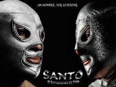 Lucha Libre santo mask maskmaniac.com