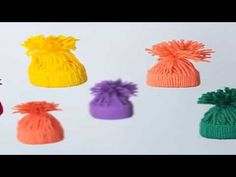 3 Yarn Crafts - 5-Minute Crafts - YouTube