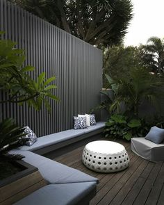 Garden Screening Ideas - Screening can be both ornamental and sensible. From a well-placed plant to upkeep free fence, here are some creative garden screening ideas.