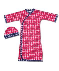 8e730b84 Anchors Away Red Side Snap Gown. CatalogImage LinkGownsAmazonRedClothes ProductsSimple DressesAnchors. Anchors Away Red Side Snap Gown. Perfectly  Preemie