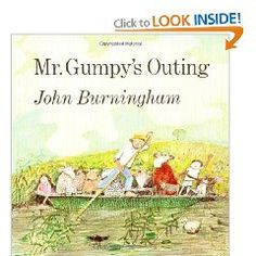 Mr. Grumpy's Outing - sink and float activity