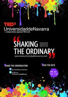 #TEDx