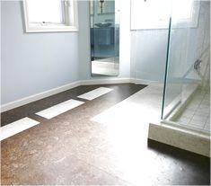 Photographic Gallery Bust of Cork Floor In Bathroom Eco Friendly and Durable Bathroom Flooring