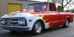 1968 Chevy C-10 EST Pickup Pro Street