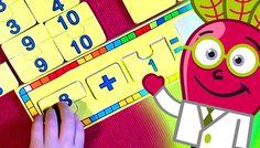 #Matematicas para #niños. #Recursos educativos para el #aula. #juegos #numeros #educacion