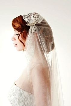 Change my mother's veil into this??