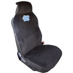 Ncaa North Carolina Tarheels Plush Seat Cover, Multicolor