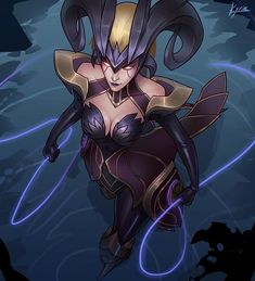 Coven Camille 🔥 l League of Legends Game Character, Character Concept, Concept Art, Character Design, League Of Legends Characters, Lol League Of Legends, Camille League Of Legends, Pokemon, Fan Art