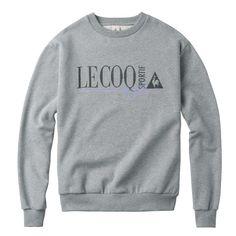 Ferdino Crew Sweat  By Le Coq Sportif | £50