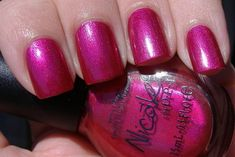 Nicole by OPI I've Got the Power | #EssentialBeautySwatches | BeautyBay.com