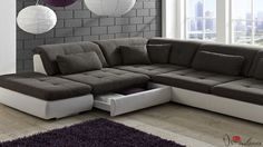 A beautiful sofa set adds life to your living room. It plays a very important role in enhancing the living […] Living Room Sofa Design, Couch Design, My Living Room, Living Room Designs, Grey Furniture, Living Room Furniture, Furniture Sets, Furniture Design, Beautiful Sofas