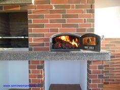 barbeque cu plita taraneasca si cuptor pizza