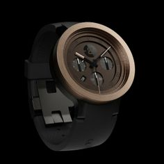 CONCEPT 24 Watch | (NFC chip, Stainless Steel) | MINUS-8 Timepieces