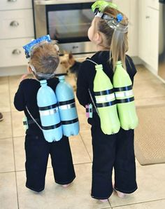 Clever Homemade Halloween Costumes for Kids - PureWow