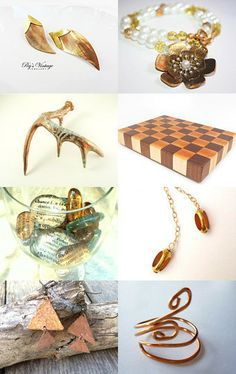 Coppery Christmas Gifts