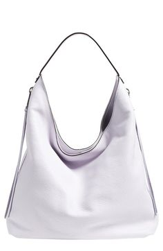 ab235d66be26 Rebecca Minkoff  Bryn  Hobo Bag in lilac available at  Nordstrom Hobo  Handbags