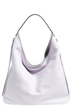 REBECCA MINKOFF 'Bryn' Hobo Bag. #rebeccaminkoff #bags #shoulder bags #leather #hobo