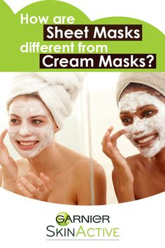 Discover different types of face masks, from cream to sheet masks. Learn how to use each face mask for your skin care routine.