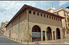 Grain warehouse. Valencia. ALMUDIN (Valencia)
