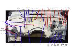 CJ5 258 Vacuum diagram! Jeep cj7, Line