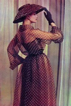 1957 ~ETS #polkadots