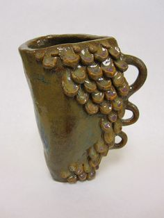 Small Coil Vessel Project. Burke Pottery 1-2 2010