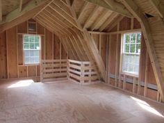 Cobleskill NY Amish Built Storage Sheds & Cabins | Amish Barn Company
