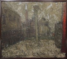 https://flic.kr/p/ajBa4k | William Congdon, Piazzetta o Piazza San Marco #12, 1952
