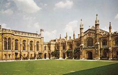 The Ghost of Corpus Christi College, Cambridge University