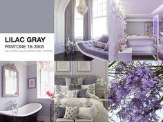 ArchLife: Lilac Gray - Pantone