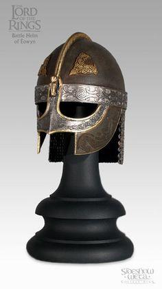 Eowyn battle helm. Rohirrim!