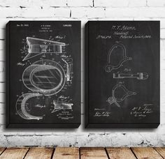 CANVAS, Police Officer Patent, Police Officer Poster, Police Officer Art, Police Officer Decor, Police Officer Wall Art, Handcuff Patent by STANLEYprintHOUSE  69.98 USD  We use a specially manufactured cotton blend canvas for archival printing, and high end printers to produce a stunning quality canvas that's made to last.  The printing technology used for the canvas is eco-solvent.  Our art is guaranteed to turn heads and will make a great affordab ..  https://www.etsy.com/ca/list..