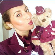 @aaliyah25 #imanangel #flightattendant #FlightAttendantLife #aircrew #airhostess #stewardess #gorgeous #selfie #smile #hot #beauty #woman #airline #crewfie #airline #wow #Angel #airplane #airport #airbus #boeing #aircraft #cabin #crewlife #crew #beauty #gorgeous #layover #uniform #cabincrew #hot #sky #AngelsAirways  Hotels-live.com via https://www.instagram.com/p/BCLXvDuPmdf/ #Flickr